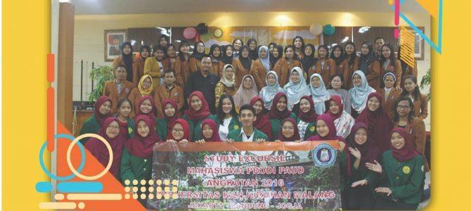 Kunjungan Mahasiswa Universitas Kanjuruhan Malang