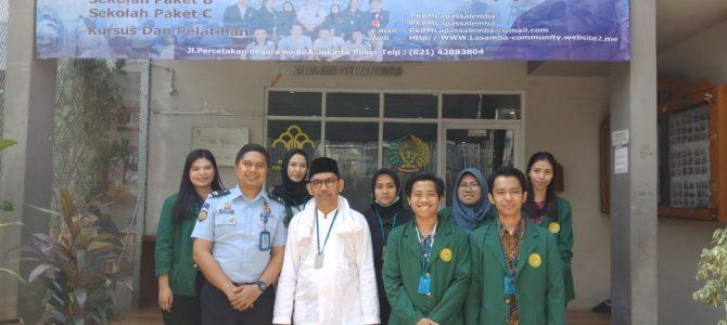 LEMON (Learning Life Motivation) Di PKBM Lapas Klas IIA Salemba Jakarta