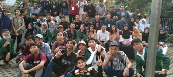 Program PKM Mahasiswa Prodi Pendidikan Masyarakat Fakultas Ilmu Pendidikan UNJ di PKBM N 16 Rawasari, Jakarta 2019