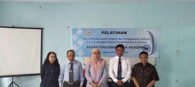 Kegiatan Pengabdian kepada Masyarakat Prodi S1 TP FIP UNJ di UNSWAGATI Cirebon
