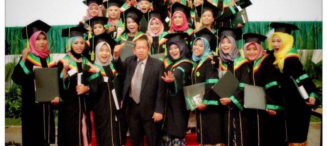 Wisuda Semester Ganjil 2017/2018