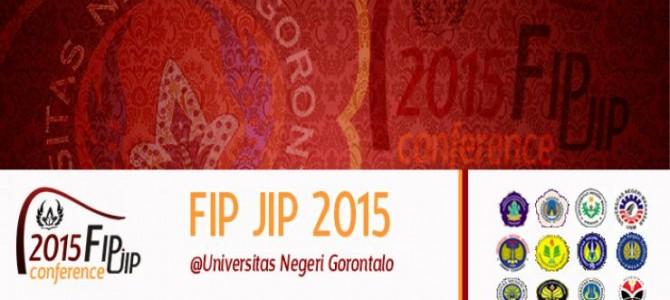 FIP JIP 2015