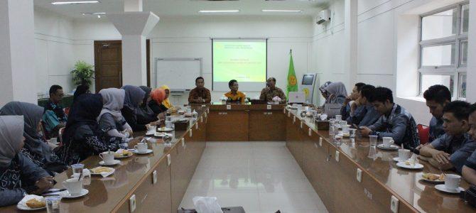 Kunjungan FKIP Universitas Lambung Mangkurat