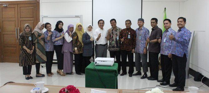 FIP UNJ Kedatangan tamu dari FKIP Universitas Bengkulu dan FIP Universitas Negeri Gorontalo