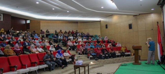 FAKULTAS ILMU PENDIDIKAN MELALUI KANTOR WR 4  BEKERJASAMA DENGAN SENIOR EXPERTEN SERVICES (SES) JERMAN UNTUK PENINGKATAN KAPASITAS DOSEN DAN MAHASISWA TAHUN 2020