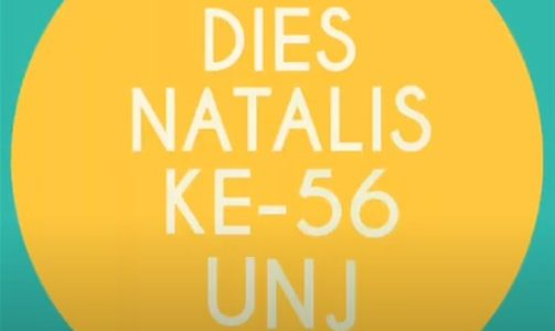 Persembahan FIP dalam rangka Dies Natalis Ke-56 UNJ